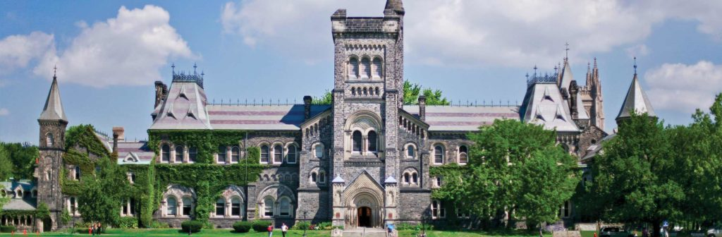 how to get admission in university of toronto