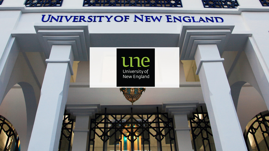 university of new england essay Why study the bachelor of education (early childhood and primary) at une the bachelor of education (early childhood and primary) is a unique teacher education course that offers two career options for graduates.