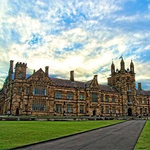 The_Main_Quadrangle_of_the_University_of_Sydney
